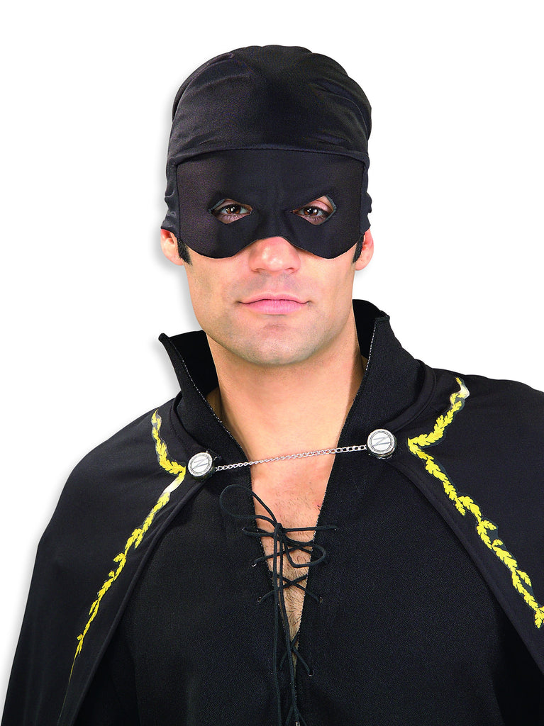 Zorro Bandana and Eye Mask