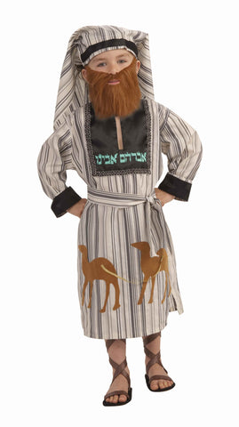 Boys Abraham Purim Costume