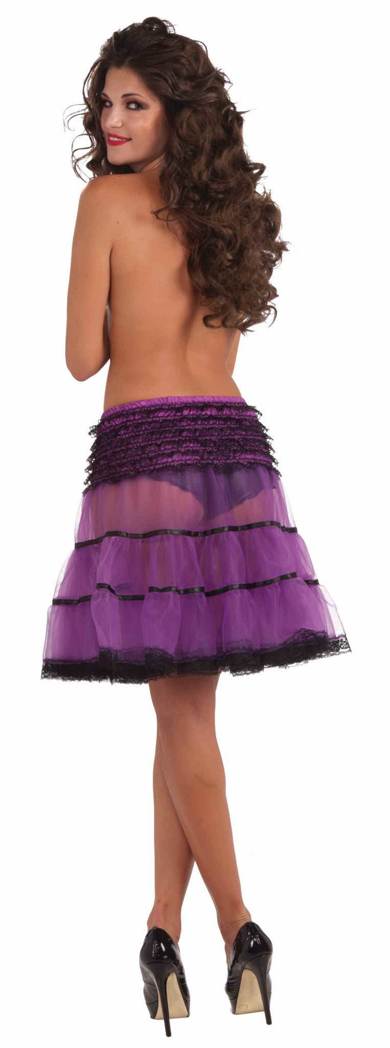 "16"" Crinoline Slip - Various Colors"