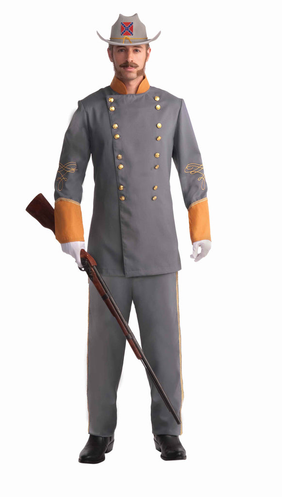 Civil War Costumes Confederate Soldier Adult