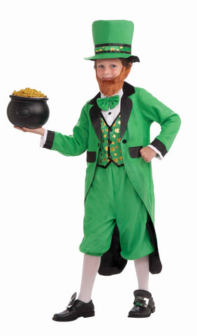Boys Mr. Leprechaun Costume