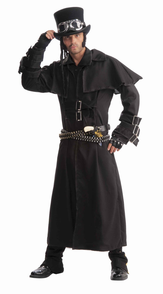 Steam Punk Costume Duster Coat