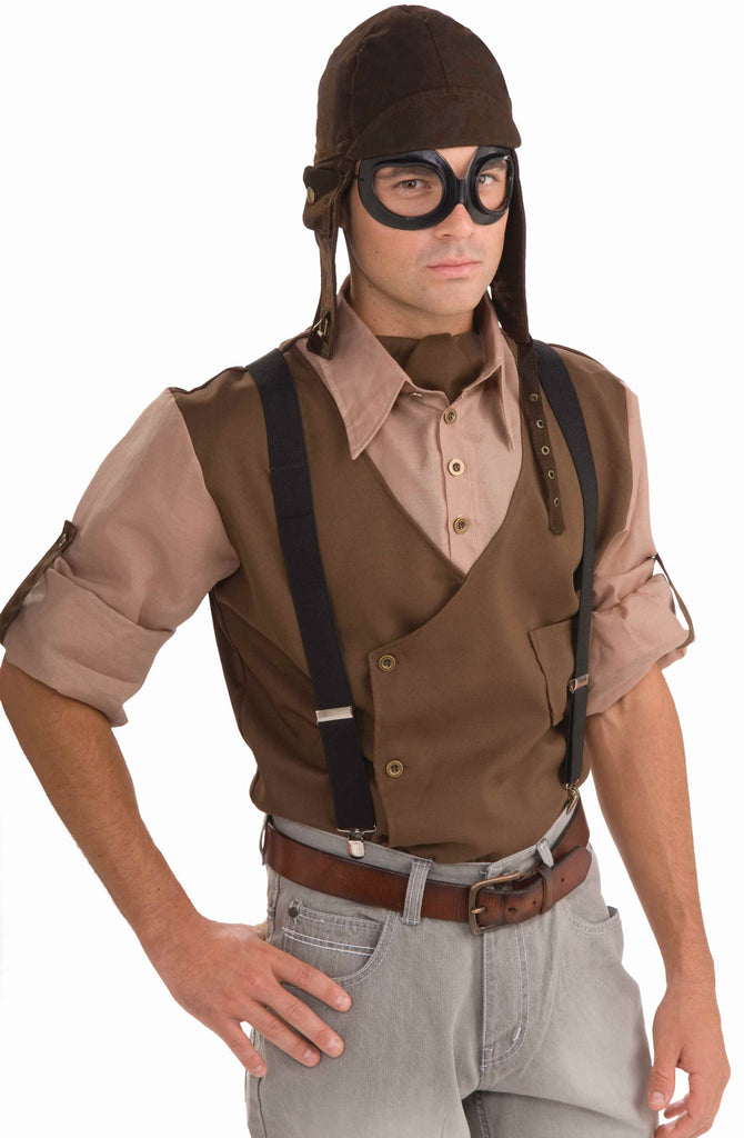 Steam Punk Aviator Costume Kit