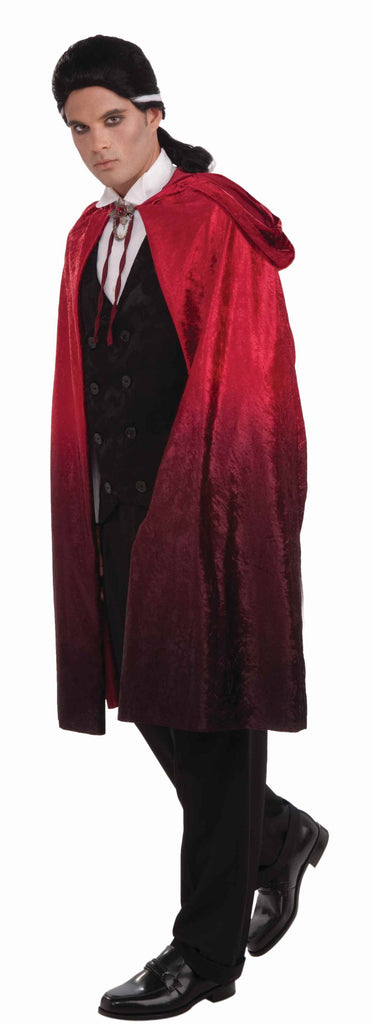 Costume Cape Faded Red Cape 45 inch