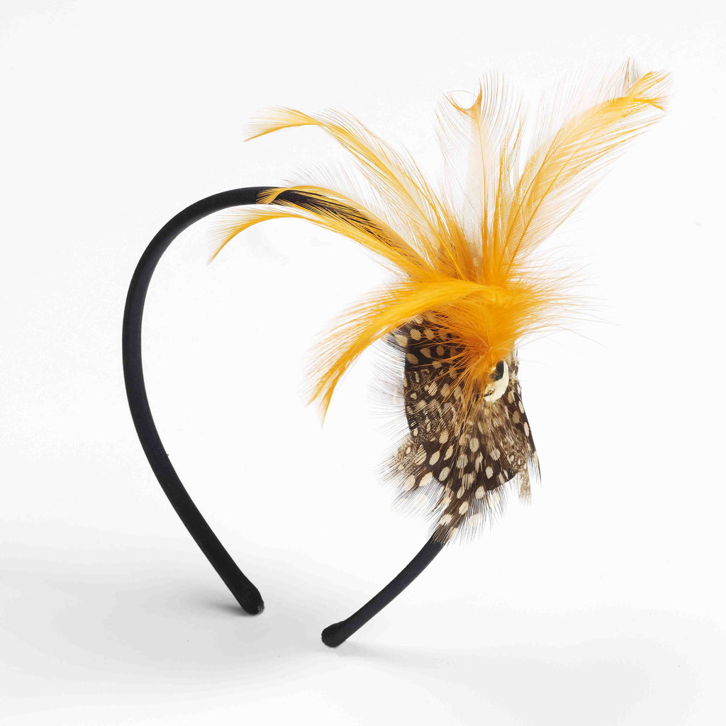 Fantasy Fairies Headband-Orange