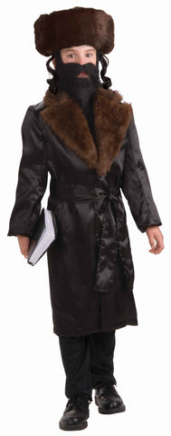 Boys Rabbi Costume