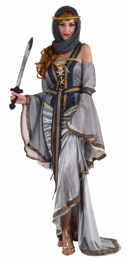 Medieval Lady Designer Costume for Women