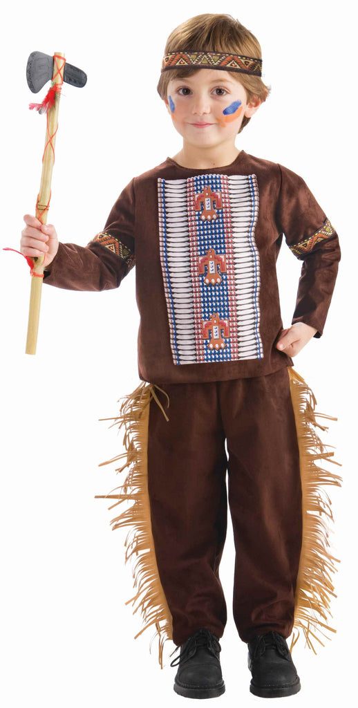 Toddler Boy's Native American Boy Costume