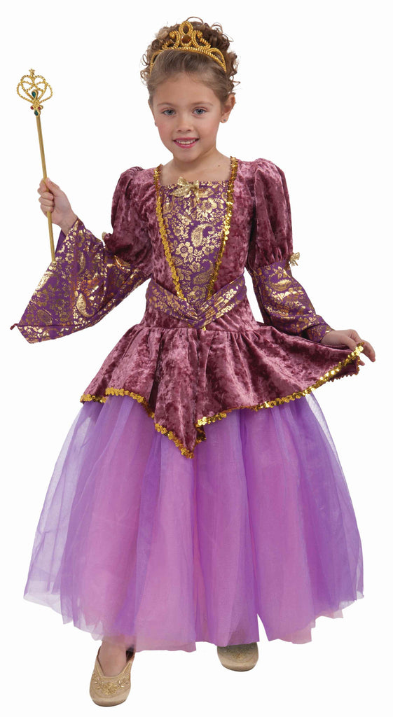 Princess Costumes Girl's Plum Princess