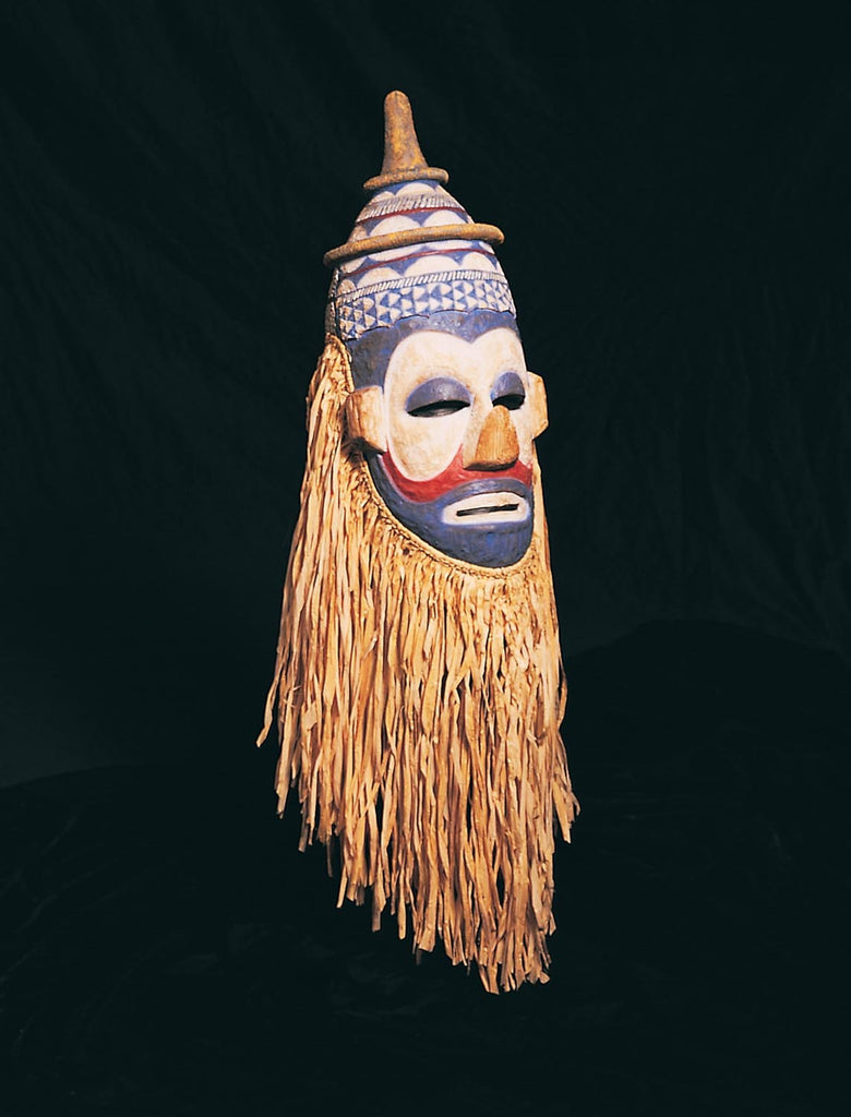 Yaka Tribe Mask