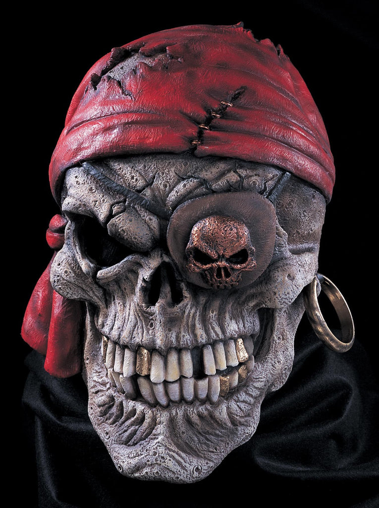 Skull Pirate Mask