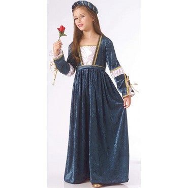 Girls Renaissance Juliet Costume