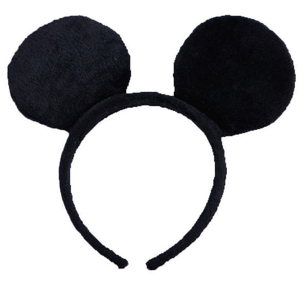 Kids Mr. Mouse Ears Headpiece