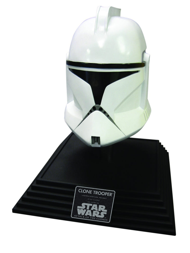Star Wars Collectors Clone Trooper Helmet