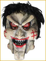 Horror Puppet Mask