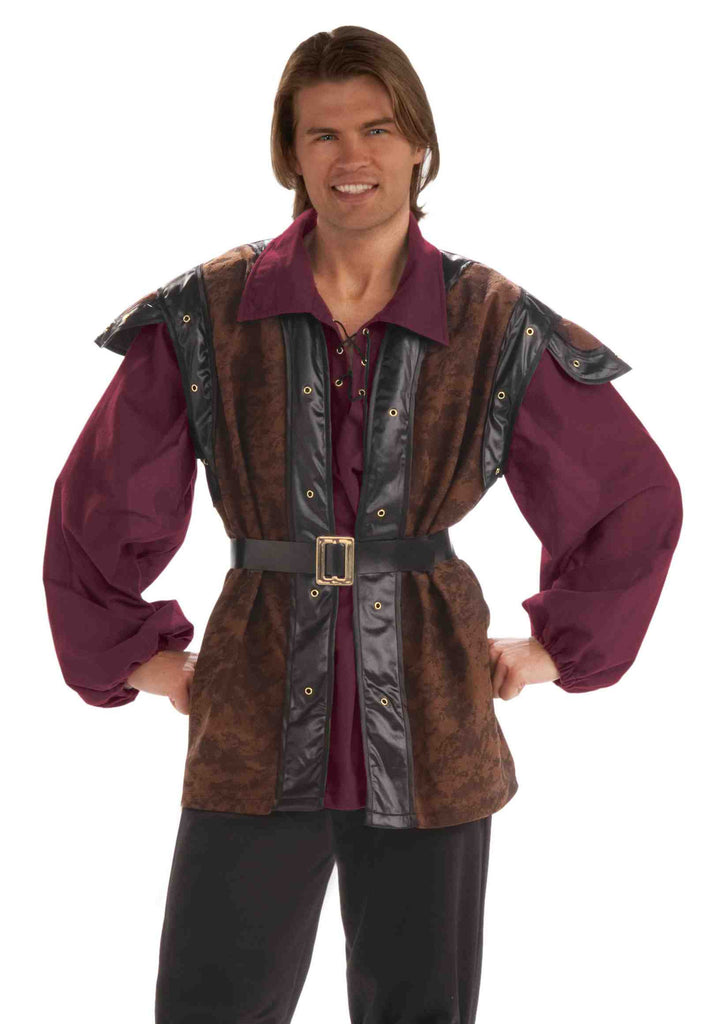 Medieval Mercenary Halloween Costume for Adults