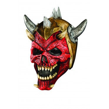 Horned Demon Warrior Mask