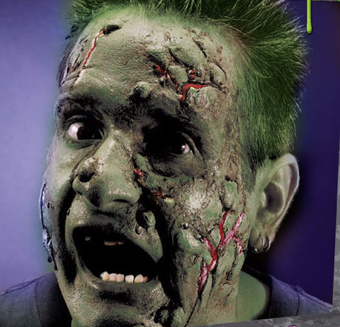 Biohazard Zombie Mutant Prosthetic