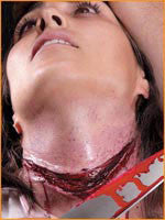 Reel F/X Slit Throat Prosthetic