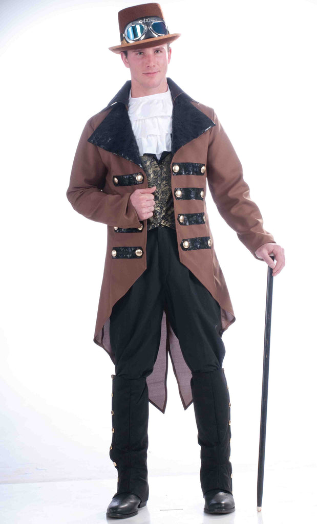 Mens Steampunk Jack Halloween Costumes
