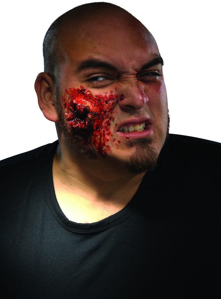Theatrical Effect Bullet Exit Wound Prosthetic