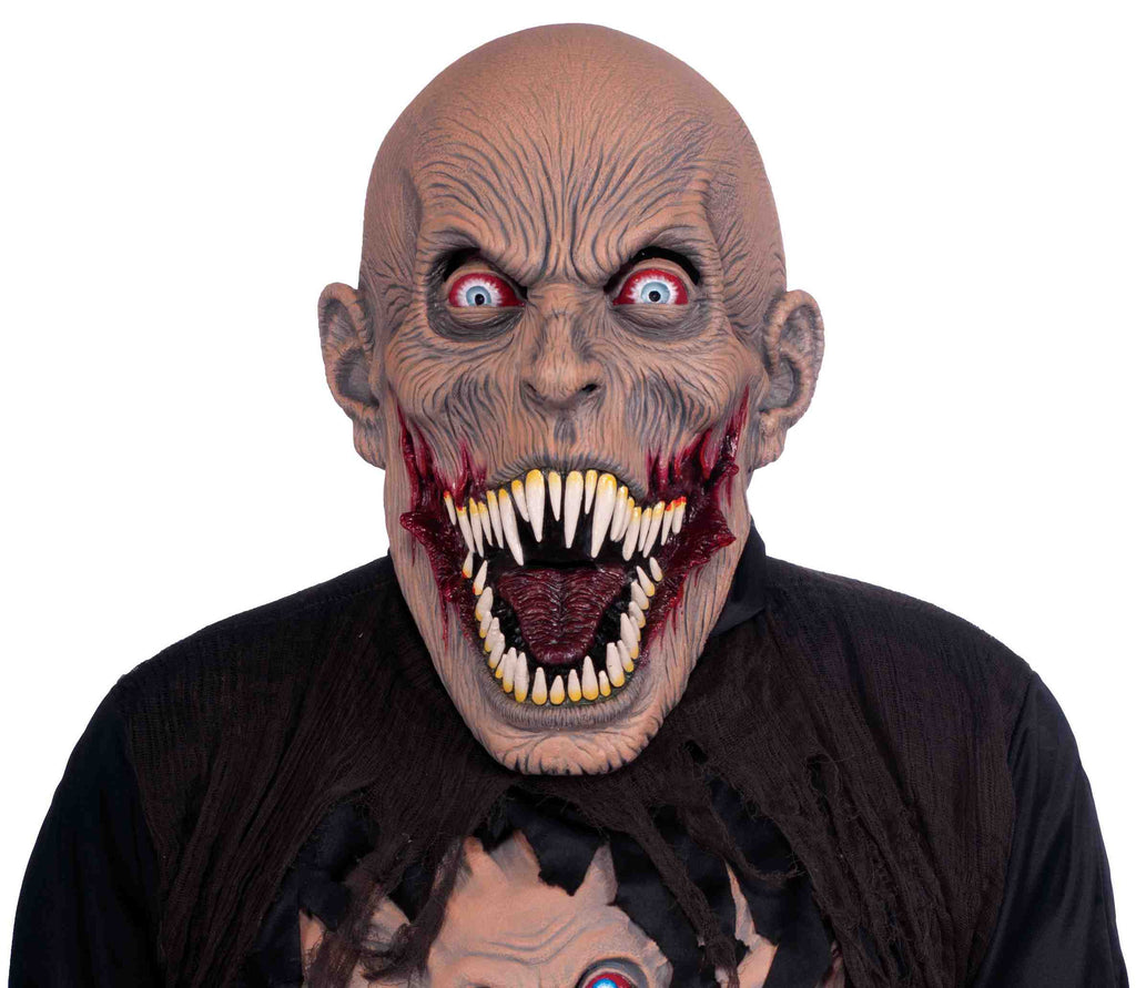 Vicious Mutant Halloween Costume Masks