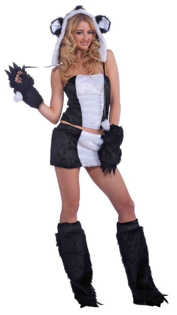 Sexy Polar Bear Costume for Ladies