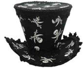 Pirate Costume Top Hat