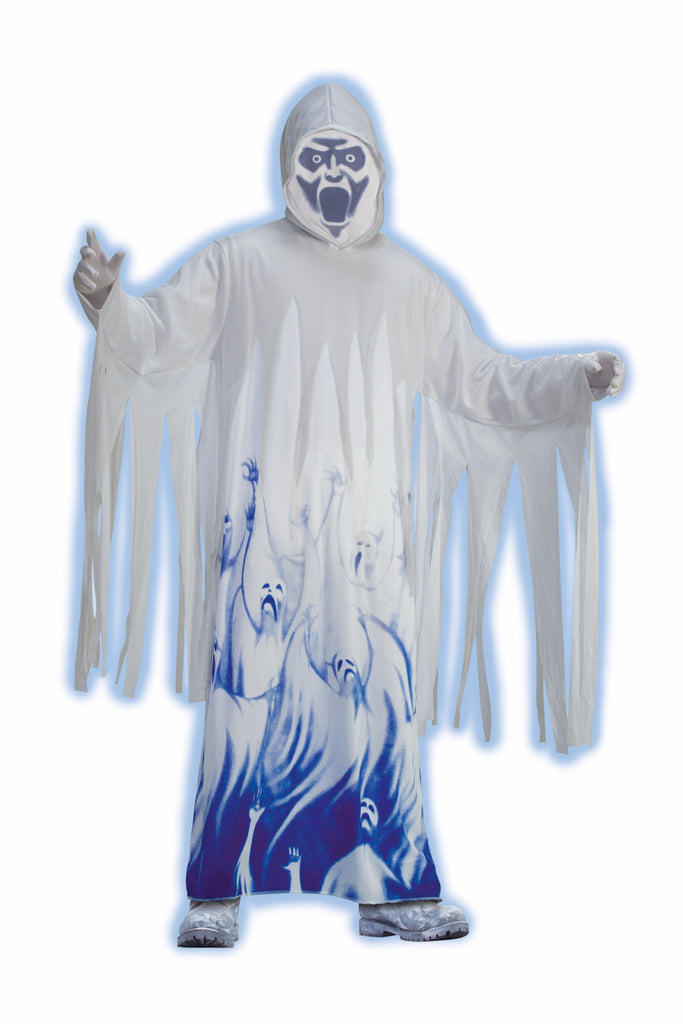 Costume-Adult Ghost Soul Taker-Male
