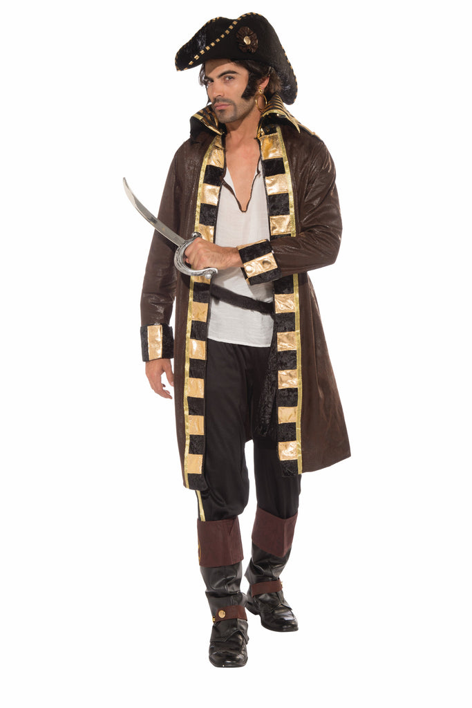 Costume-Buccaneer Captain
