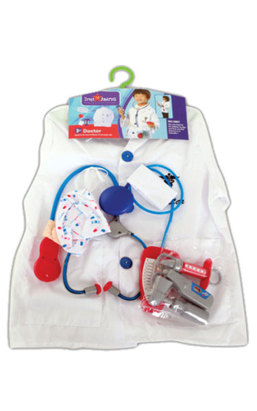 Kids Doctor Dress Up Set