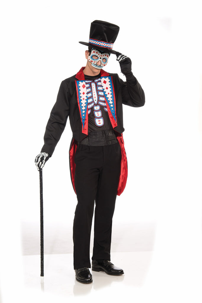Costume - Day Of The Dead - Male
