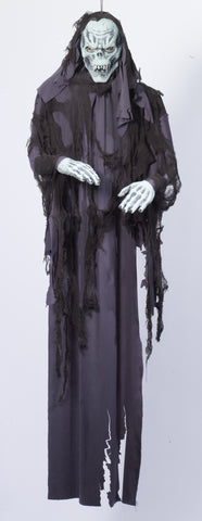 6' Hanging Corpse Ghost Prop