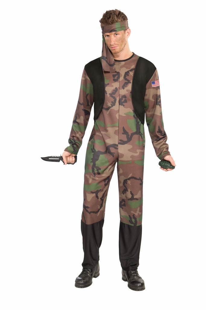 Costume-Army Soldier-Standard