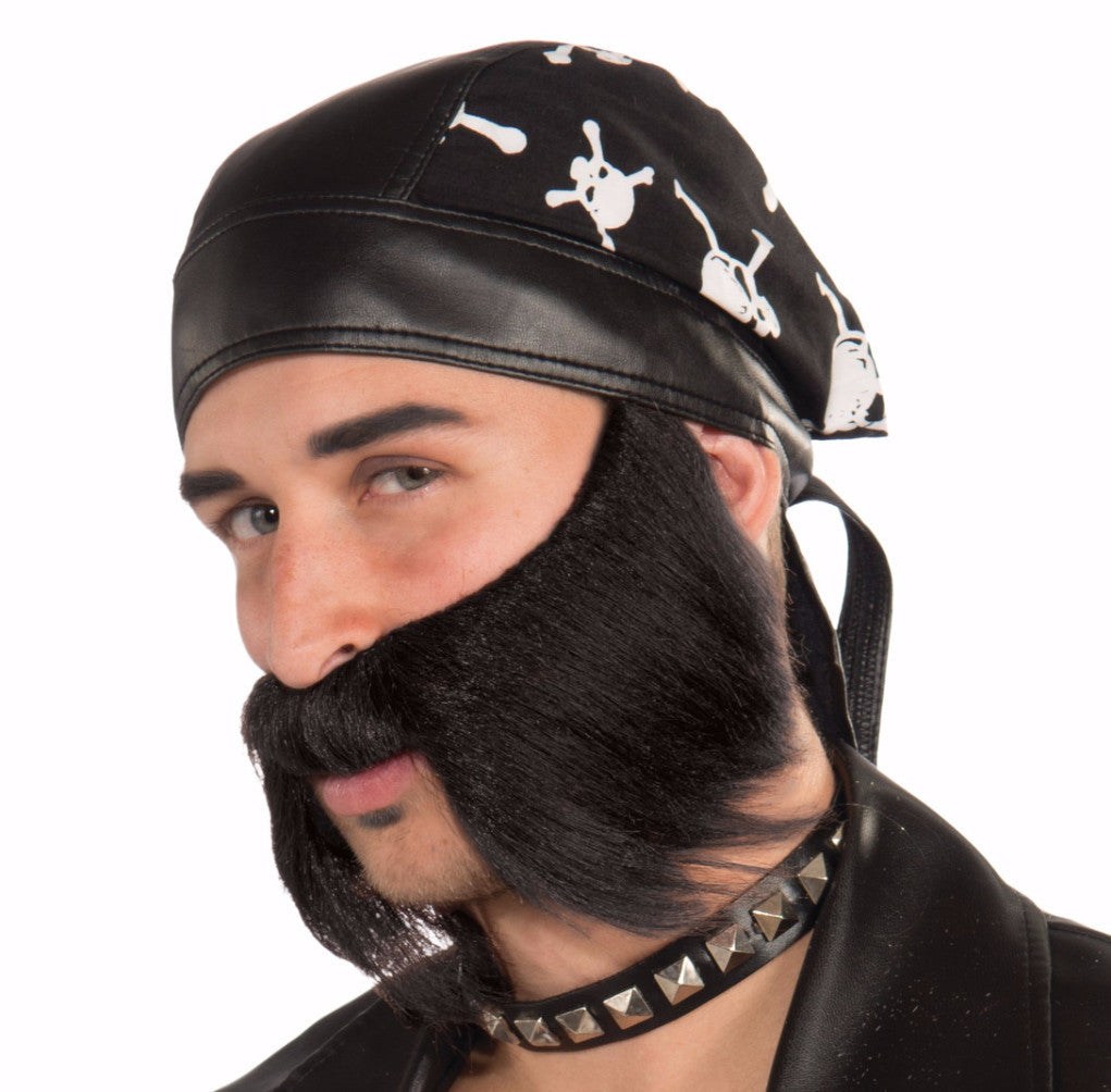 Bad Biker Beard - Various Colors