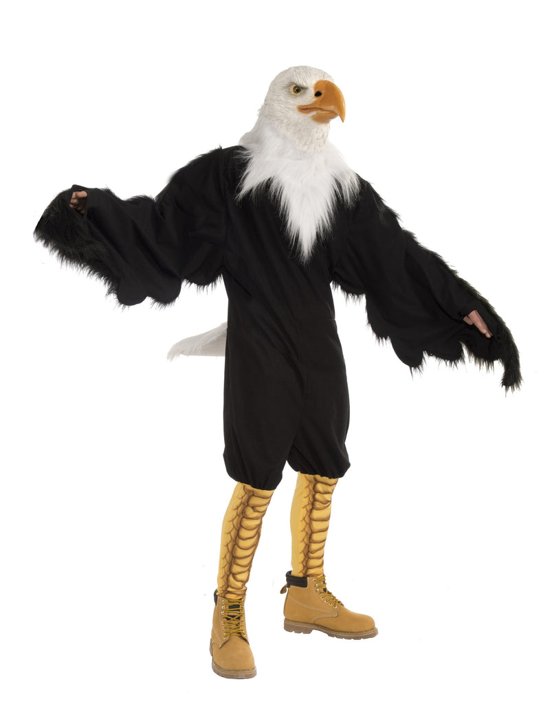 Costume - American Eagle & Latex Mask
