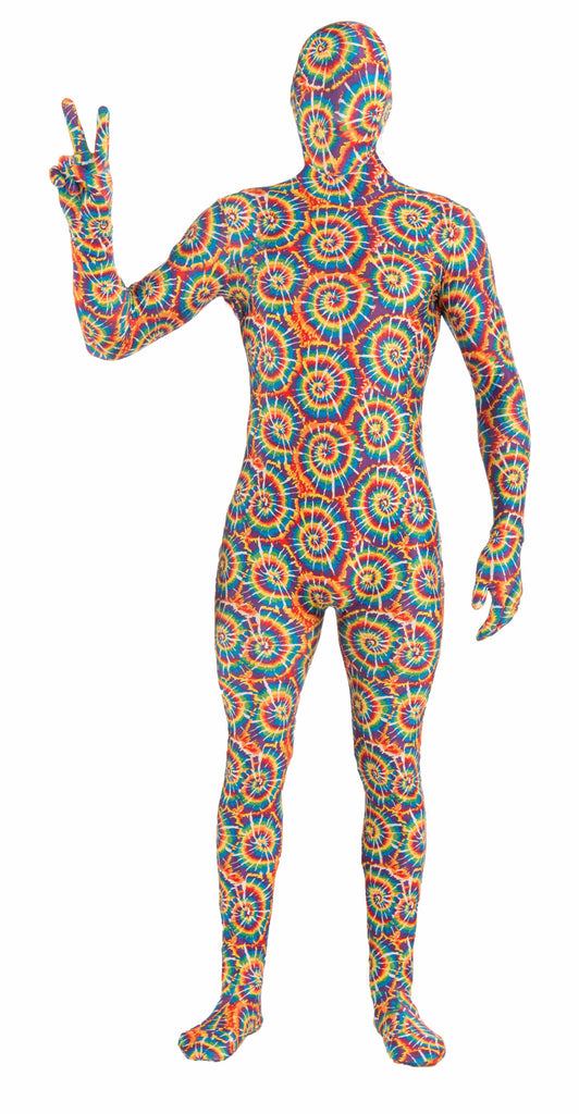 Costume-Disappearing Man-Tie Dye-XL