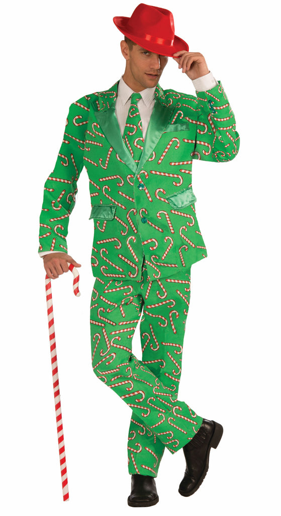 Costume-Candy Cane Suit-XL