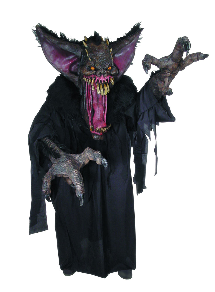 Adults Demon Bat Creature Reacher Costume
