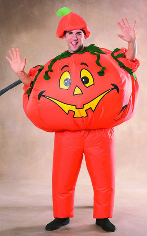 Adults Inflatable Pumpkin Costume