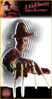 Nightmare on Elm Street Freddy Krueger Wall Decal