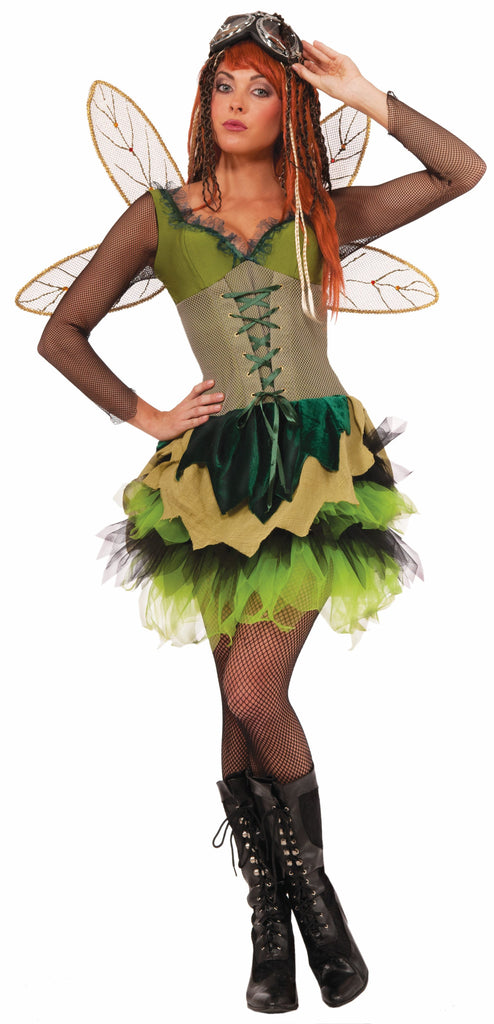 Costume - Steam Sprocket Pixie