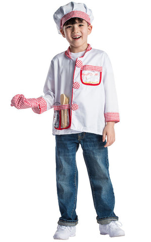 Kids Chef Dress Up Kit