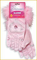 Kids Princess Gloves
