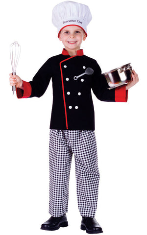 Kids Executive Chef Costume