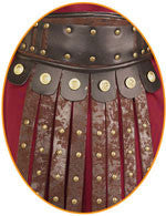 Roman Soldier's Apron and Belt