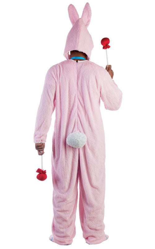 Adults Energizer Bunny Mascot Costume