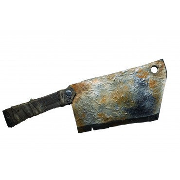 Rusty Tenderizer Cleaver