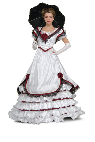 Womens Southern Belle Costume - Grand Heritage Collection