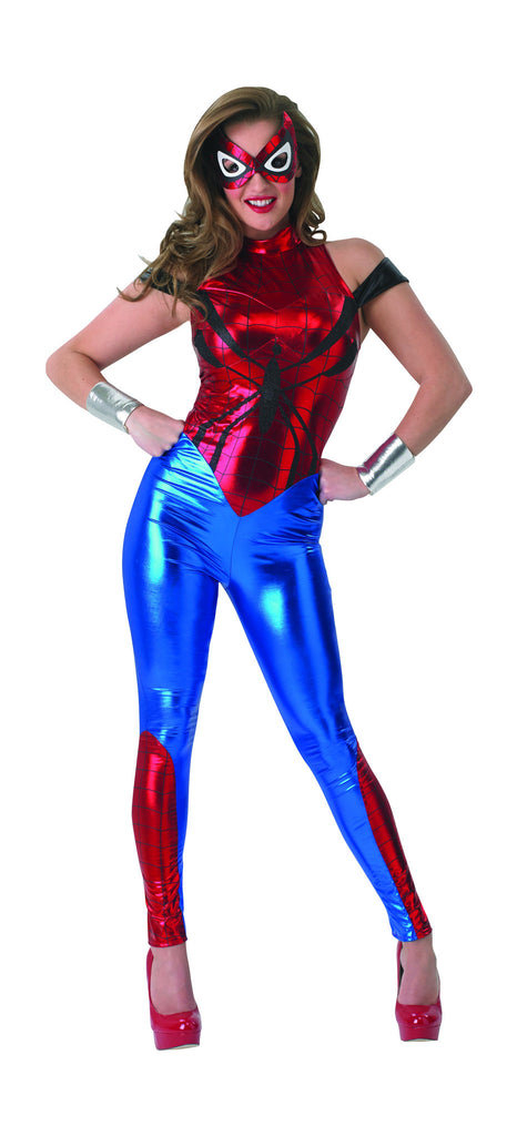 Womens Spider-Girl Costume